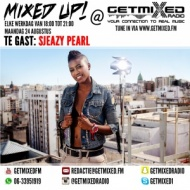 Sjeazy Pearl on GetMixed Radio