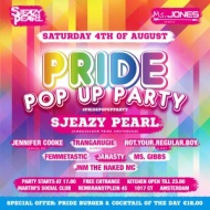 Pride Pop-Up Party by Sjeazy Pearl